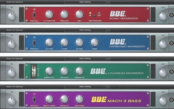 BBE Sound Sonic Sweet(激励混音效果器)v4.2.0 破解版